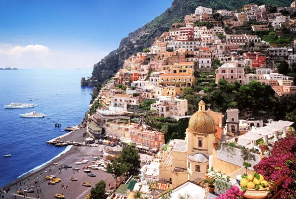 Catholic Wedding Amalfi Coast