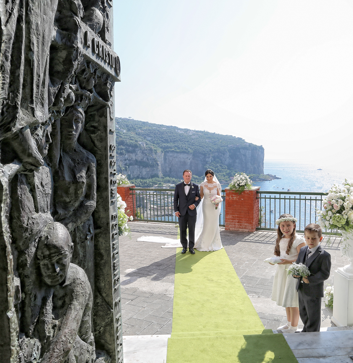 wedding venues Sorrento