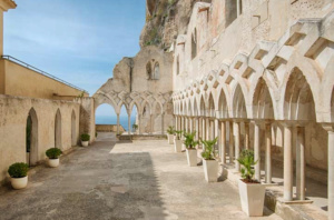 Civil wedding in Amalfi